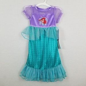 Toddler Little Mermaid Nightgown